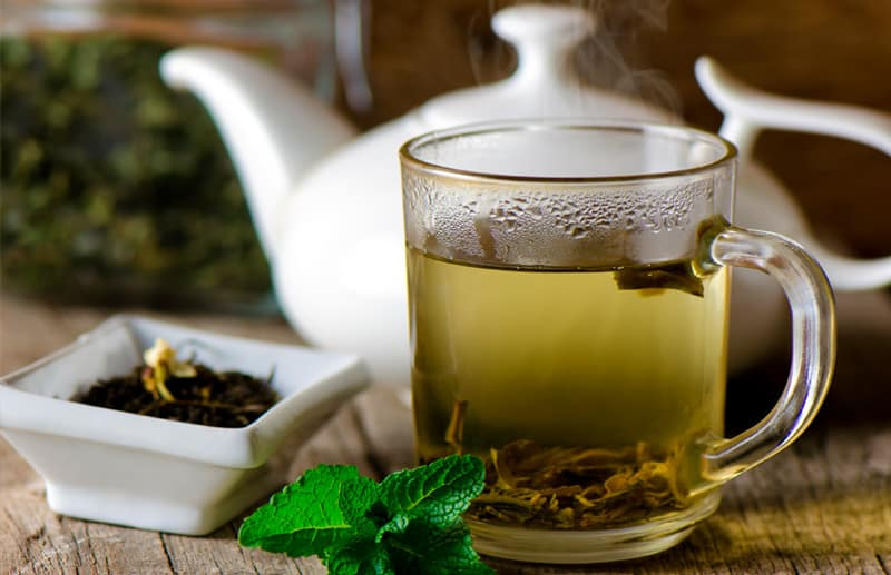 Green and Herbal Teas from Caffco Group